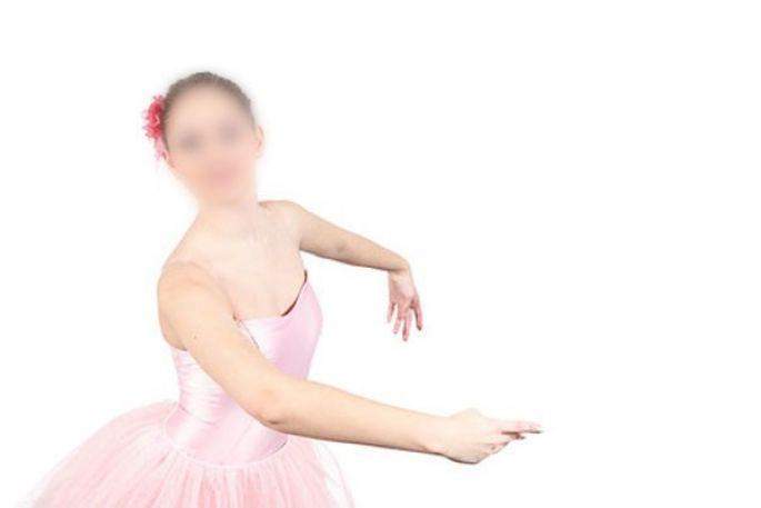 Andrea ballet dancer